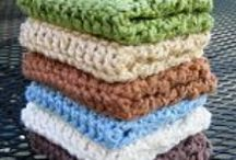 Crochet and Knitting free patterns 1 of 2 / by Nancy Riley