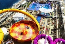 Cruise Waterslides