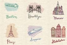 Around The World  ✈