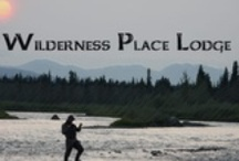 Wilderness Place Lodge, Alaska / Awesome Alaska Fishing Lodge Vacations! / by Alaska's Wilderness Place Lodge