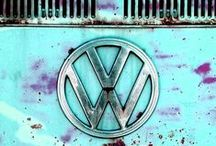 Volkswagen <3 / I'm madly in love with volkswagens. simple as that.  / by Anna Mullan