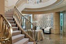 Stair & Foyer