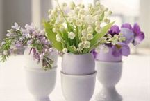 Easter and Spring / Easter or Spring related crafts, food, activities, decor / by Lori Sands