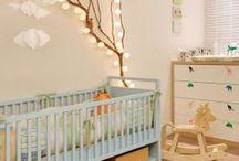 Decoración cuarto infantil / Inspiración para decorar la habitación de los más pequeños