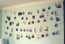 Kunst til væggen / Ting jeg syntes kunne være fedt at have på væggen derhjemme :3