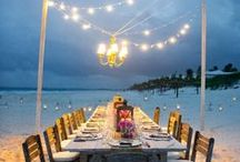 Inspiring Wedding Ideas / Neat ideas for weddings and engagement celebrations.