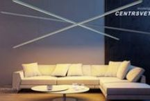 MODALIGHT | Ультрамодные линейные светодиодные светильники / Светильники MODALIGHT позволяют создавать источники света не только любой длины, но и самых необычных геометрических форм. Такая способность к трансформации даст архитекторам и дизайнерам новые возможности для интересных и неповторимых световых решений.