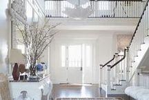 Hampton's Interior style