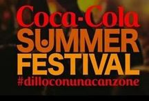 Gamma Più @ Cocacola Summer Festival / Special Thanks TO: Area PV Eventi Mr Marco Lanfranchi from Area PV Eventi Mr Alex Pezzica from AlexHairLook And all the staff!