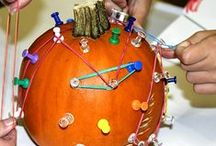Pumpkins / Celebrate and educate! These pumpkin-themed activities and resources are fun, easy, and memorable.