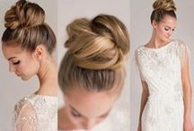 Wedding Hairstyle / Wedding Hairstyle