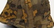German uniforms WWII.