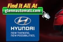 Glenn Hyundai / Glenn Hyundai serving Georgetown, Nicholasville, Richmond, Frankfort, Louisville and Lexington, Kentucky. http://www.glennhyundai.com/
