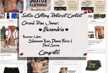 PIN IT TO WIN IT Contest / Justus Clothing is holding a PIN IT TO WIN IT Contest! Simply pin your fantasy underwear collection from Justus Clothing and you could be the proud winner of a new underwear drawer makeover! 