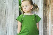 Naaien - kledij voor kinderen