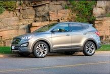 Hyundai Santa Fe / Glenn Hyundai serving Georgetown, Nicholasville, Richmond, Frankfort, Louisville and Lexington, Kentucky is proud to be home to the Hyundai Santa Fe. http://www.glennhyundai.com/hyundai-santa-fe-cars-lexington