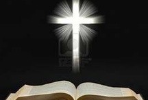 BIBLE: Yes That's the Book for me / by Yvonne Pratt