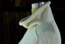 Knitting & bit of crochet / by Sirkku M