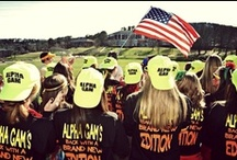 Bid Day! / by Alpha Gamma Delta -Theta Delta