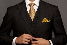 Men Suit UP / by Mens & Women's Modern Fashion