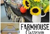 Classroom Decor Ideas / Ideas for decorating classroom spaces