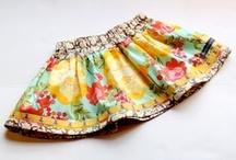 Children's Skirts / by Darlene Mendoza