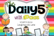 """Daily 5 & CAFE / Tips and Ideas that support Daily 5 and the CAFE framework by """"The Sisters"""""""