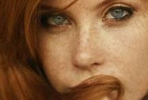 Redhead - Kissed by fire