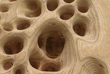 Wood Sculpture / Sculptures in wood