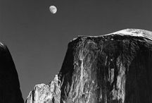 ansel adams / His eyes, beautiful! / by ◎ e s p ★ r i t k ◎