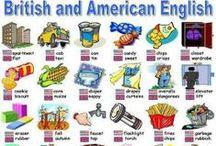 English - British vs. American (Intermediate - Advanced) / UK vs. US English. Intermediate-Advanced