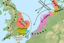 English Language / History, maps, infographics | English Language