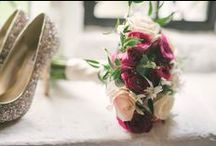 Wedding Bouquets and Flowers / Various bouquets and arrangements created for lovely brides and their wedding day.