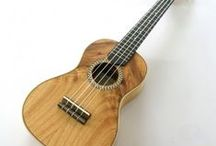 Sklepowe cudeńka / Beauties from our shop / ukulele