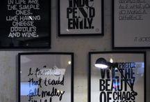 Picture frames / by Jane-Ellen Burgerhof