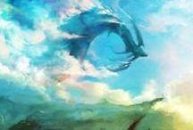 art | dragons / ROAR