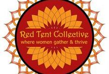 Red Tent Collective / wellness studio & gathering place for women in Dunedin, FL