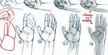 art tutorials | human anatomy