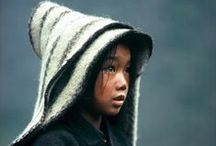 Kids / Kinderen van overal die mij raken.. des enfants de tous les coins du monde qui me touchent par leurs sourires ou leur espièglerie..