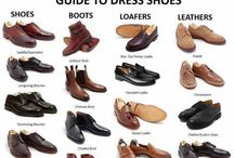 ~Footwear~ / The Right Footwear for All Occasions. / by Style Makes A Man