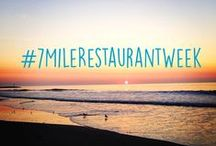 7 Mile Restaurant Week 2016 / Indulge yourself in over 40 amazing restaurants the island has to offer!