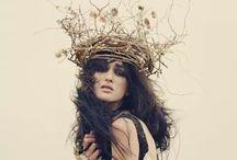 Alternative headdresses