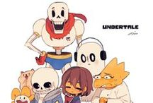 art | undertale / These amazing fanarts fill you with determination.