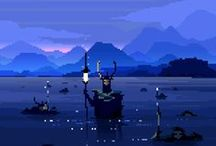 art | pixel art