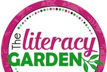 Literacy Garden Resources at TpT / Resources for educators and homeschoolers
