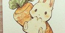 art | cute little things