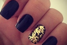Nails / These nails are beautiful! I love these colors.