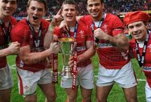 Welsh Rugby Images / Welsh Rugby Images, Wales, Rugby, WRU