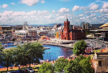 Cardiff / Cardiff, Capital City of Wales