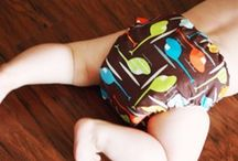 Cloth Diapers  / by Leah M